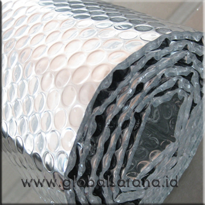 aluminium bubble roll